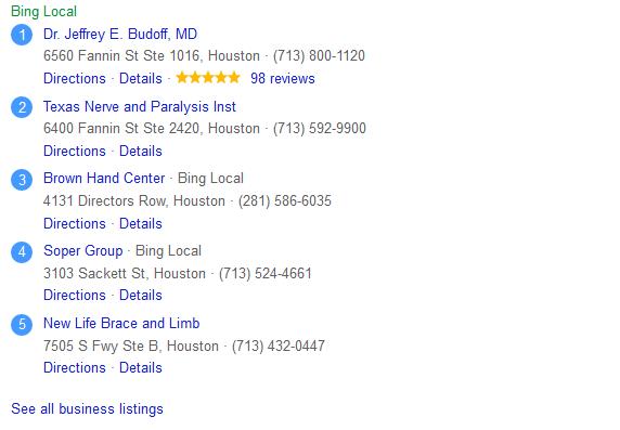 Bing-losal-listings